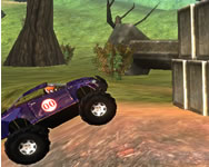 Monster truck hero j�t�k